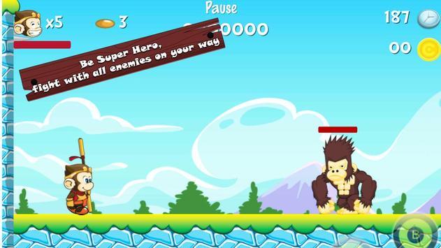 Super Hero Endless Adventure - Platformer Game screenshot 7
