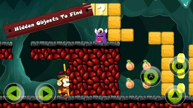 Super Hero Endless Adventure - Platformer Game screenshot 4