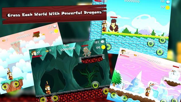 Super Hero Endless Adventure - Platformer Game screenshot 5