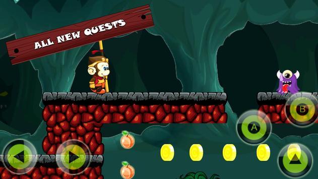 Super Hero Endless Adventure - Platformer Game screenshot 6
