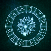 Horoscope, signs compatibility icon