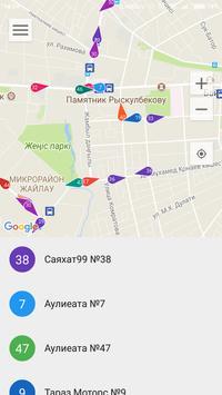 Taraz Bus screenshot 3