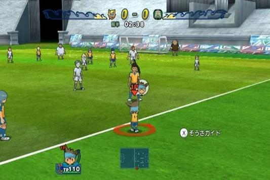 Trick Inazuma Eleven Go Strikers screenshot 1