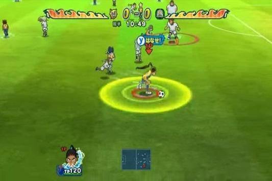 Trick Inazuma Eleven Go Strikers screenshot 2