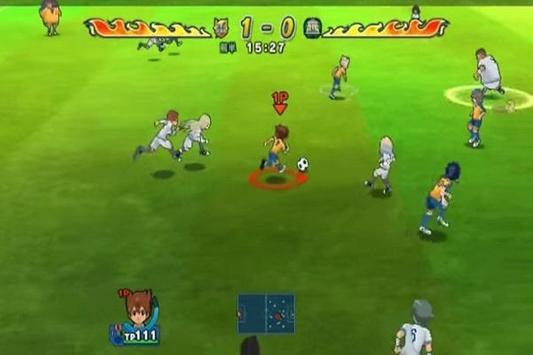 Trick Inazuma Eleven Go Strikers screenshot 3