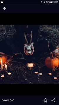 Free Halloween Background apk screenshot
