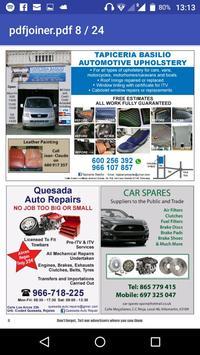 Costa Car Trader poster