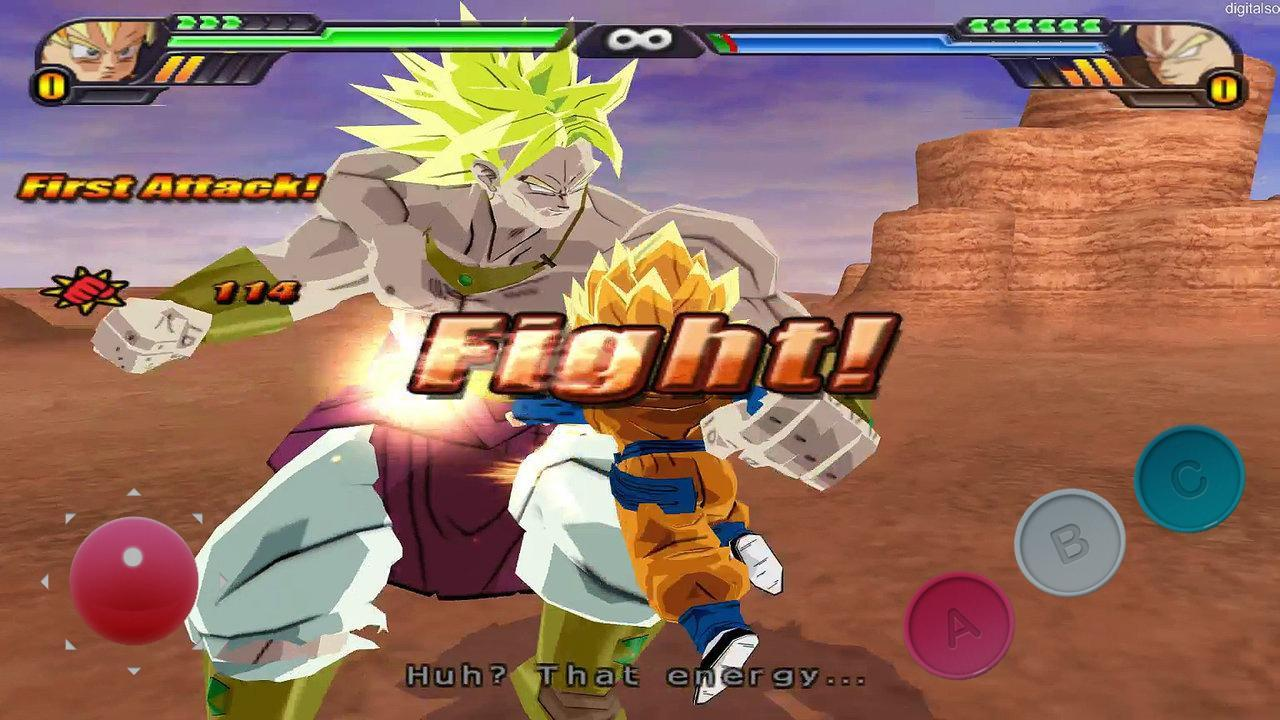 dragon ball z download android