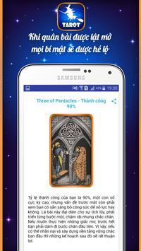 Bói bài Tarot: Bói vui apk screenshot