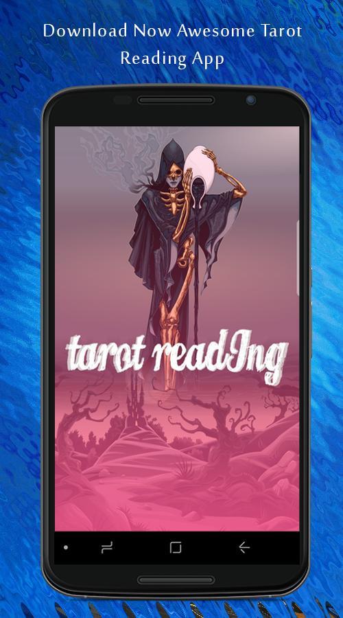 Tarot Card Reading Pro poster