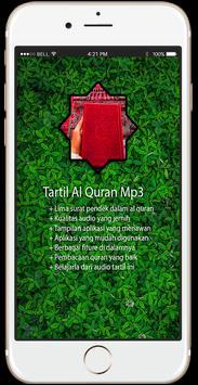 Tartil Al Quran Mp3 poster