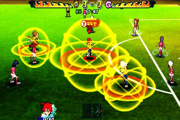 inazuma eleven strikers wii iso pal