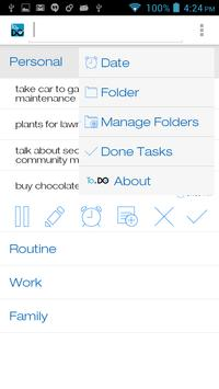 To.Do simple todo list manager screenshot 2