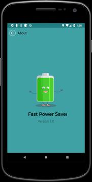 Fast Power Saver poster