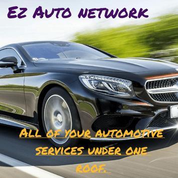 Ez Auto network poster