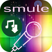 Sing Downloader for Smule 圖標