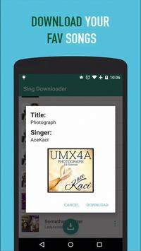 Sing Downloader for Smule 截圖 3