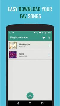 Sing Downloader for Smule 截圖 7