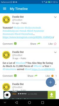 Foodies Network poster