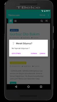 TBelce.com apk screenshot