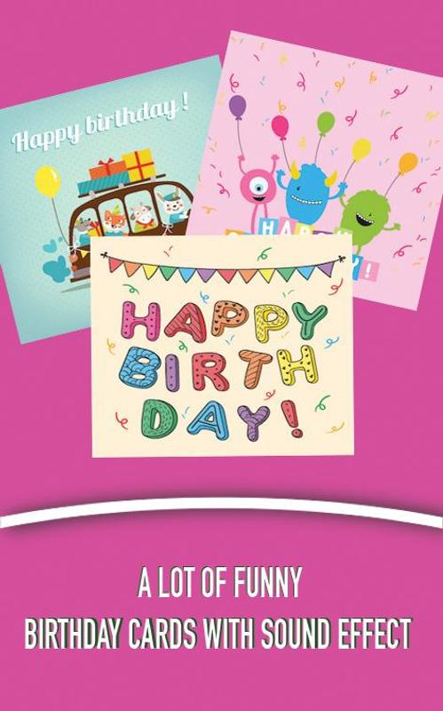 Birthday Animated Cards Screenshot 3