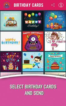 Birthday Animated Cards Poster