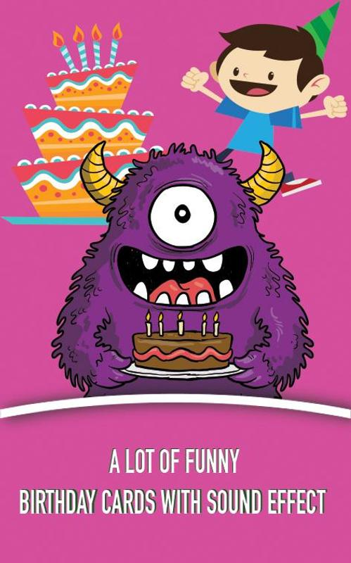 Birthday Animated Cards Screenshot 2