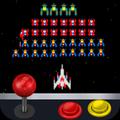 Code galaga arcade 80's