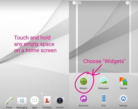 Cat Sticky Memo Notepad Lite screenshot 5