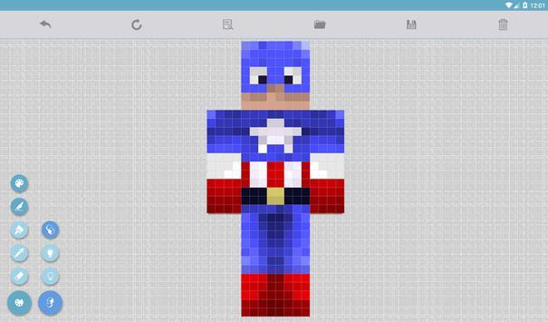 Criar Sua Skin No Minecraft APK Baixar Grátis Ferramentas - Criar skin para minecraft pc
