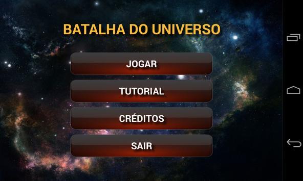 Batalha do Universo Beta apk screenshot
