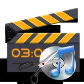 Mp3 Mp4 Cutter icon