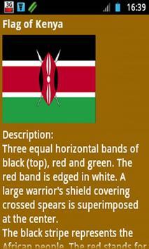 African Flags apk screenshot