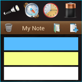 Tools and Notes icon