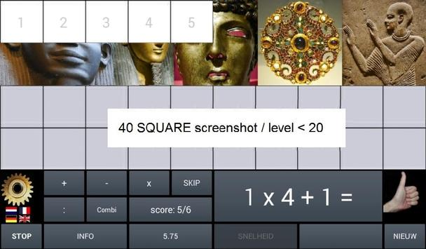 40SQUARE apk screenshot