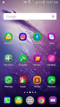 Theme for Huawei P9 apk screenshot