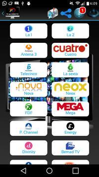 TV España TDT Poster