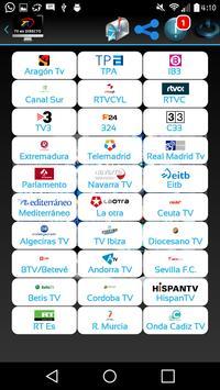 TV España TDT captura de pantalla 1