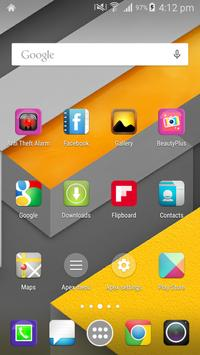 Note 6 Launcher and Theme apk screenshot