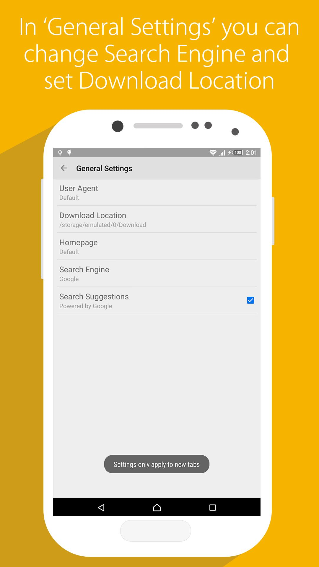 Suma Browser for Android - APK Download