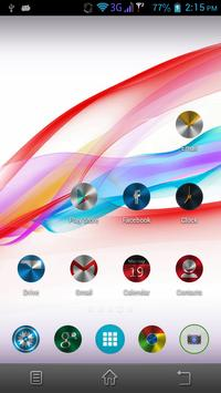 Z4 Launcher and Theme apk screenshot