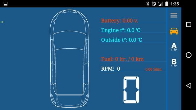 LanciaCanBus FREE apk screenshot