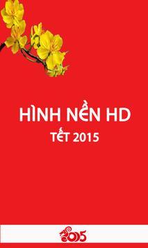 Hình nền tết 2015 HD poster
