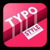 Typo Style icono