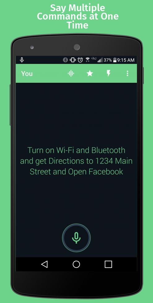You - Voice Commands BETA for Android - APK Download