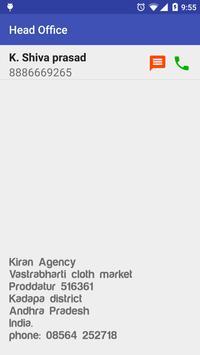 Kiran Agency screenshot 1