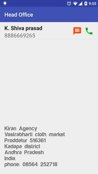 Kiran Agency apk screenshot