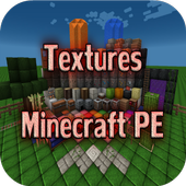Textures for Minecraft PE icon