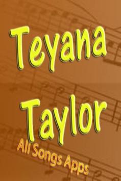 All Songs of Teyana Taylor poster