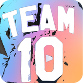 Team 10 Wallpapers HD icon